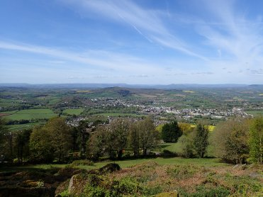 Overlooking Monmouth
